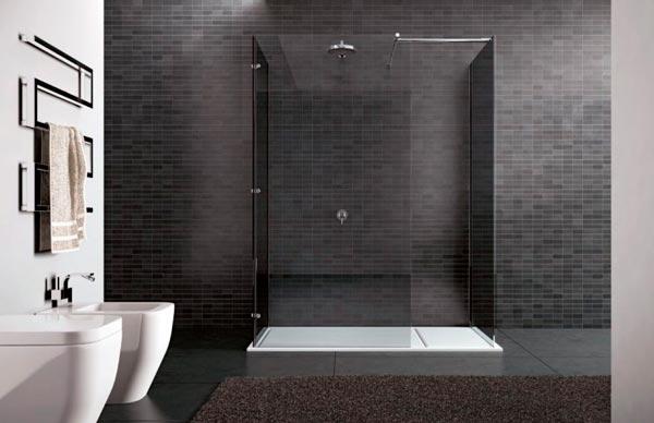 Ventajas de las duchas a ras de suelo mercaceramica - Duchas a ras de suelo ...