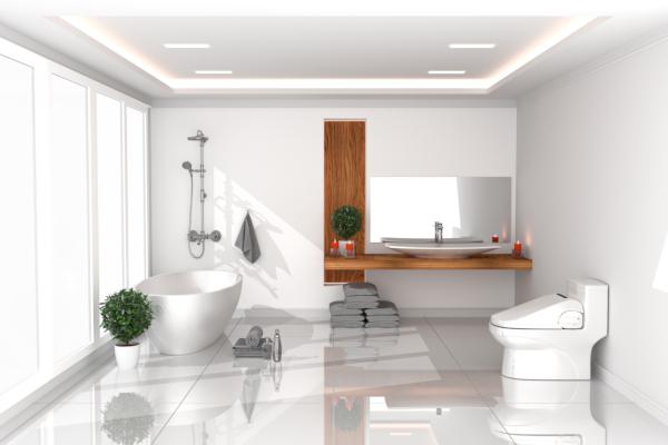 Cómo elegir el suelo para tu cuarto de baño | Mercaceramica